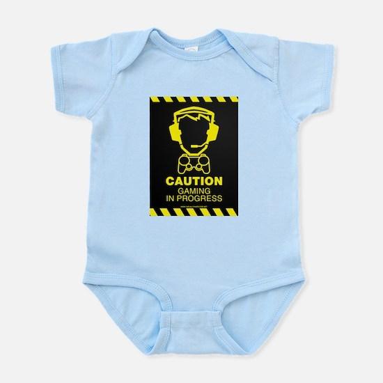 Gaming In Progress Infant Bodysuit