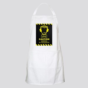 Gaming In Progress Apron