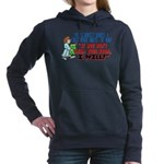 A Clean Room Women's Hooded Sweatshirt