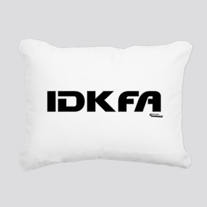 IDKFA Rectangular Canvas Pillow