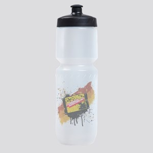 Graffiti Cartridge Sports Bottle