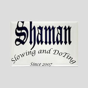 Shaman 2007 Rectangle Magnet