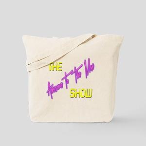 The ATTM Show Logo Tote Bag