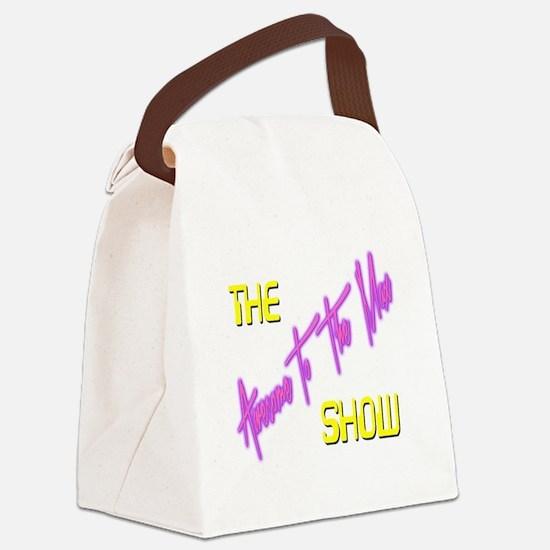 The ATTM Show Logo Canvas Lunch Bag