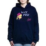 GIRLFISH Hooded Sweatshirt