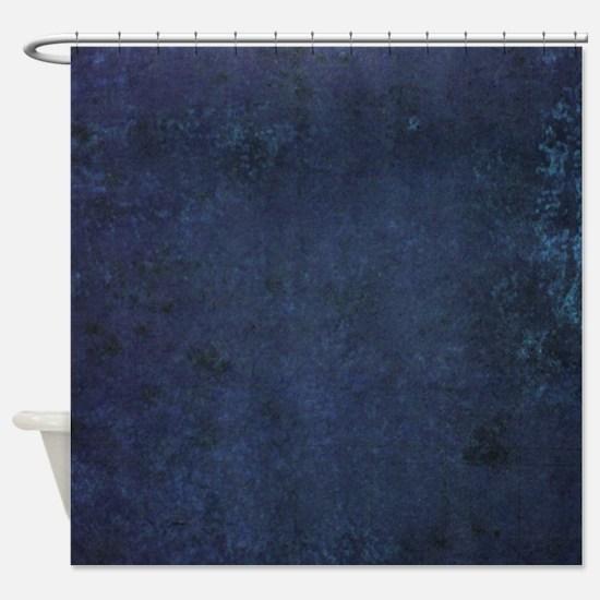 Worn Graph 5 Shower Curtain