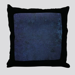 Worn Graph 5 Throw Pillow