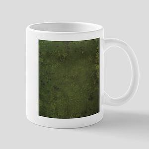 Worn Graph 1 Mugs