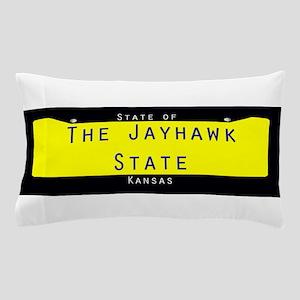 Kansas Nickname #2 Pillow Case