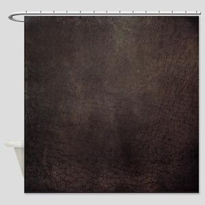 Worn 8 Shower Curtain