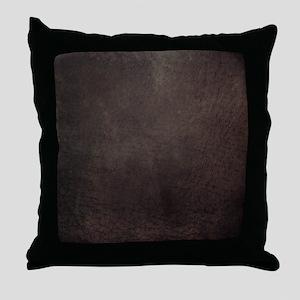 Worn 8 Throw Pillow