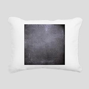 Worn 7 Rectangular Canvas Pillow