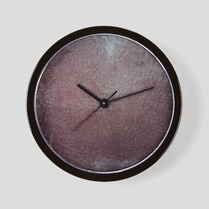 Worn 5 Wall Clock