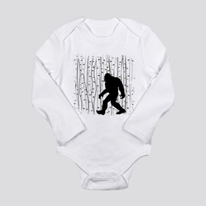 Bigfoot In Birch Body Suit