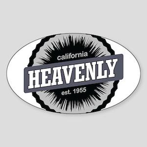 Heavenly Mountain Resort Sk Sticker
