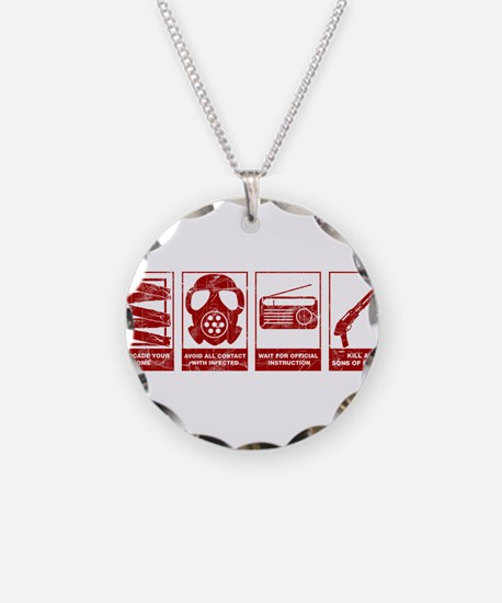 Funny Games Necklace