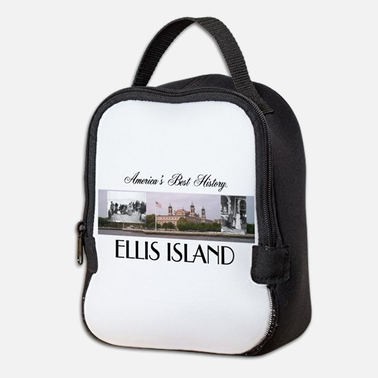 ABH Ellis Island Neoprene Lunch Bag