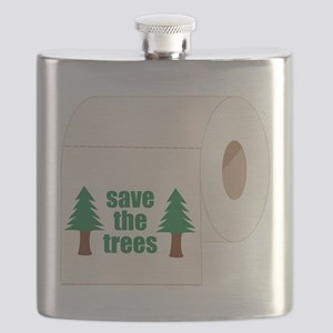 Save The Trees! Flask
