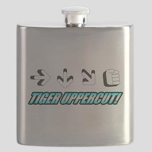 Tiger Uppercut Flask