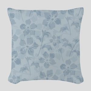 Woven Pillow Retro Floral Pattern Woven Throw Pill