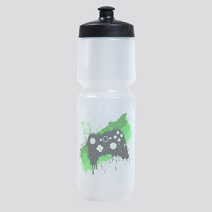 Graffiti Box Pad Sports Bottle