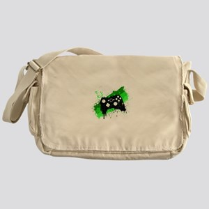 Graffiti Box Pad Messenger Bag