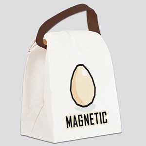 Magnetic Canvas Lunch Bag