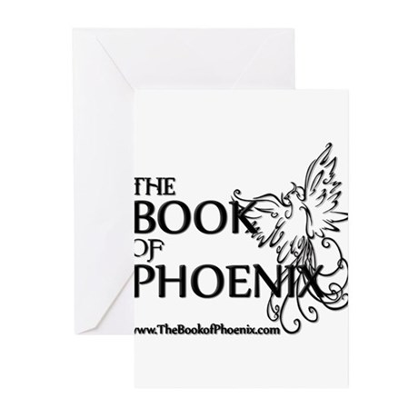 The Book of Phoenix Series by Kristie Cook Greetin