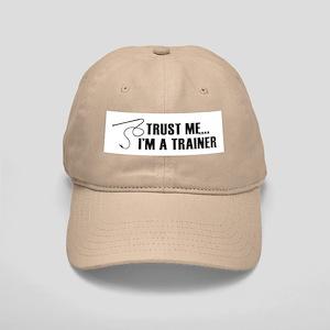 Trust me I'm a trainer. Cap
