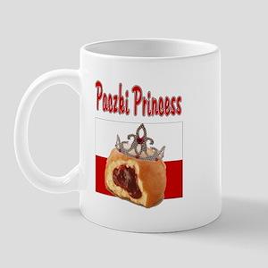 Paczki Princess Mug