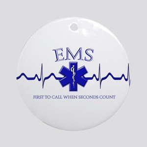 EMS Ornament (Round)