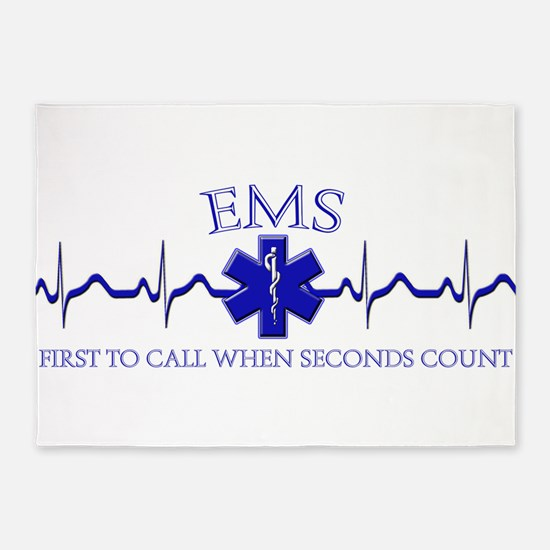 EMS 5'x7'Area Rug