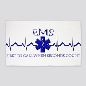 EMS 3'x5' Area Rug