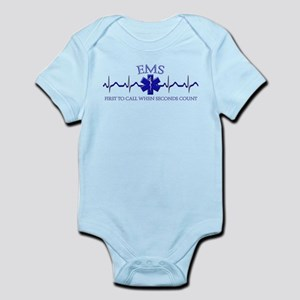 368eebf02ec Emergency Medical Services Baby Clothes   Accessories - CafePress