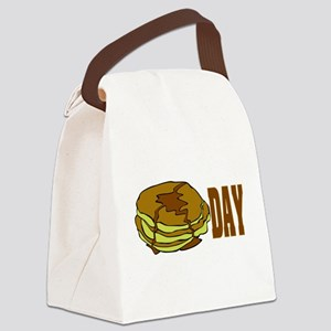 pancakeday Canvas Lunch Bag