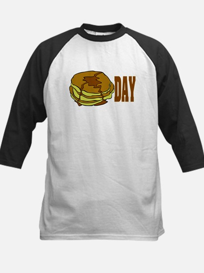 pancakeday.png Baseball Jersey