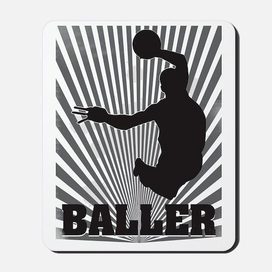 Baller Mousepad