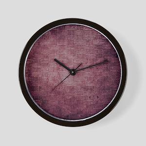 Weave 5 Wall Clock