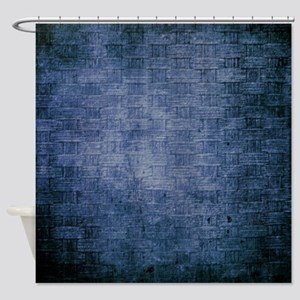 Weave 2 Shower Curtain