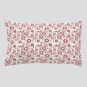 Pillow Case Retro Pink Pillow Case