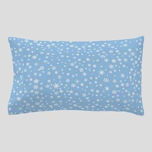 Pillow Case Winter Blue Pillow Case