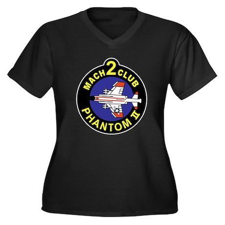 3-f-4logo.png Plus Size T-Shirt
