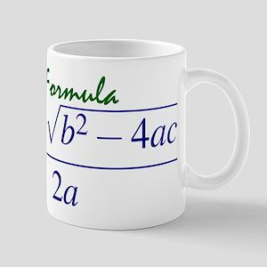 Quadratic Formula Mug