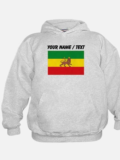 Custom Ethiopian Flag Hoodie