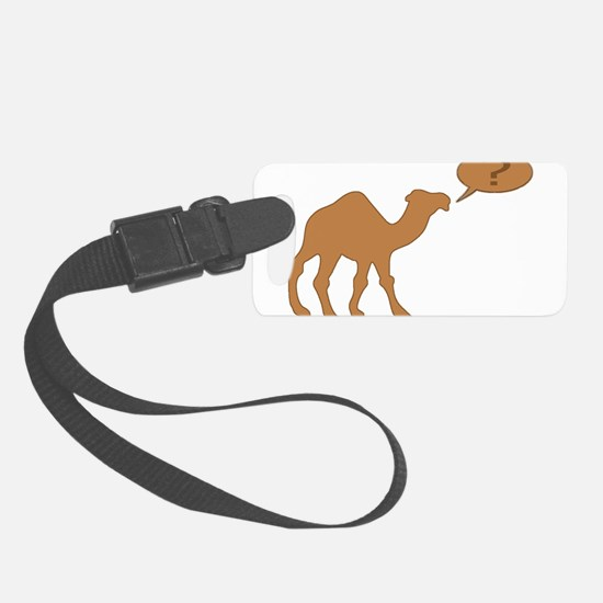 HUMP DAY HUMP DAY CAMEL Luggage Tag