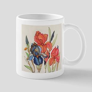 IRIS FLOWER Mugs