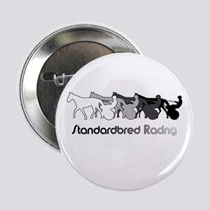 Racing Silhouette Button