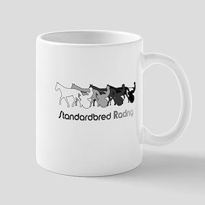Racing Silhouette Mug