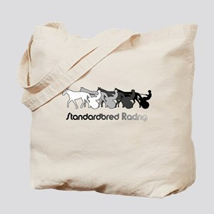 Racing Silhouette Tote Bag