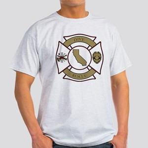 California Dive Rescue Light T-Shirt